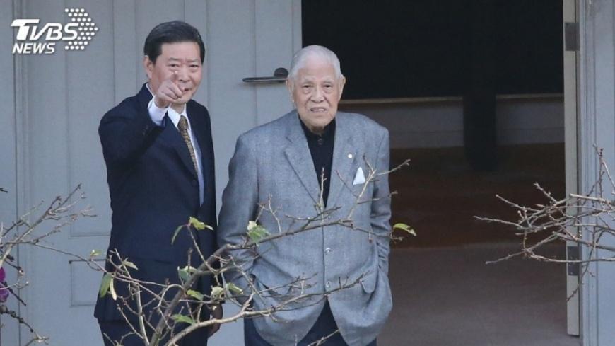 昨日為李登輝96歲生日。圖/中央社