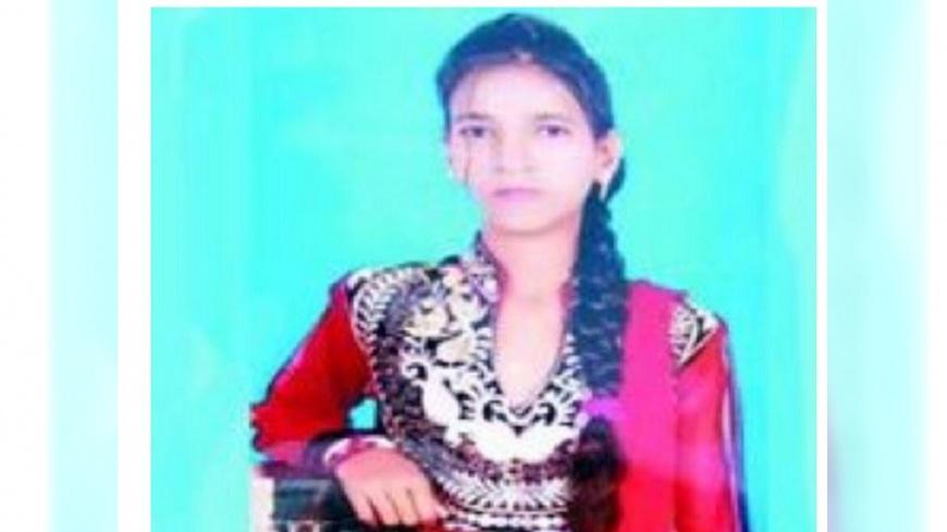 印度一名14歲身障少女,因為哥哥帶女友私奔,結果遭女方家人報復活活燒死。(圖/翻攝自都會報) 兄帶17歲少女私奔 14歲身障妹被報復活活燒死