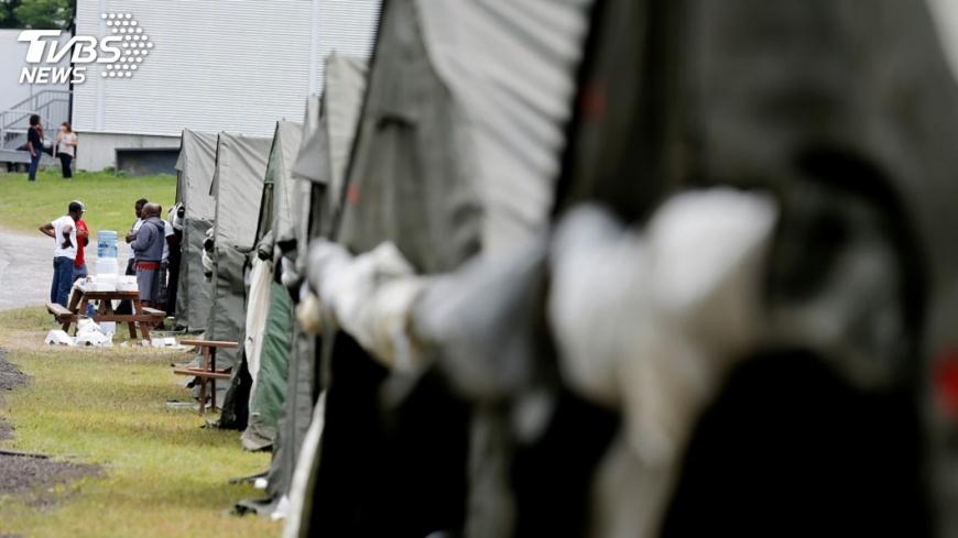 圖/達志影像路透社 恐嫌多來自外國 美:移民系統危及國安