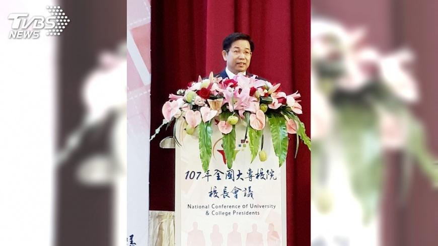 圖/中央社 助大學多元發展 教長:避免過多行政約束