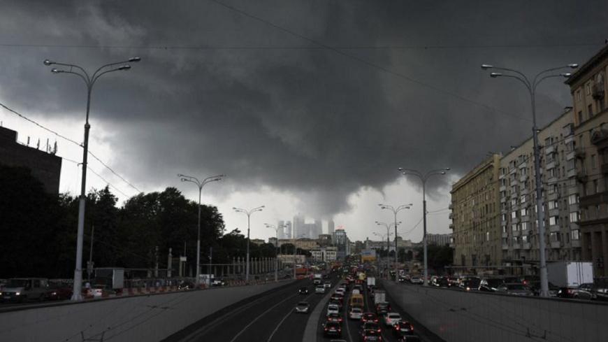 翻攝自/The Moscow Times 最黑暗的12月!莫斯科陽光整月僅露臉6分鐘