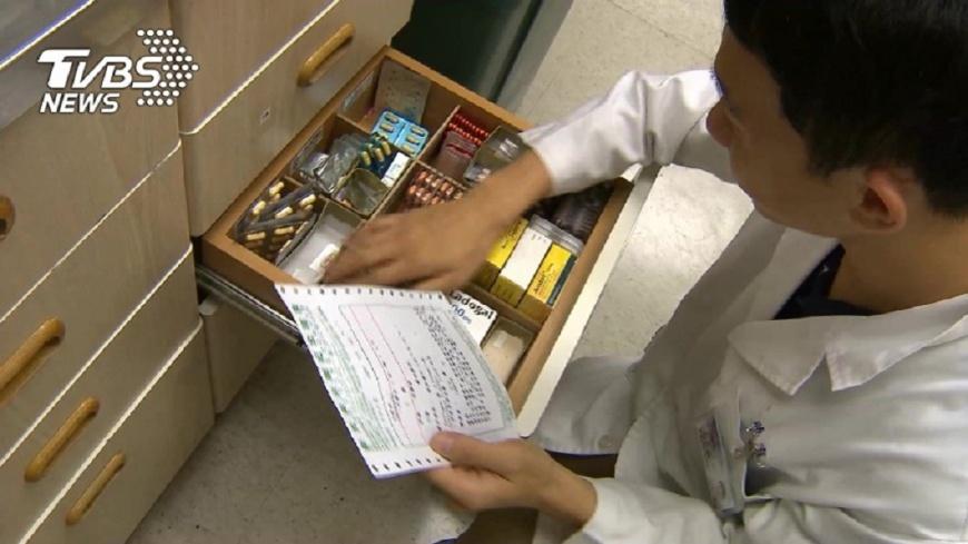 圖/TVBS 藥師居家照護健康 新北表彰藥事服務