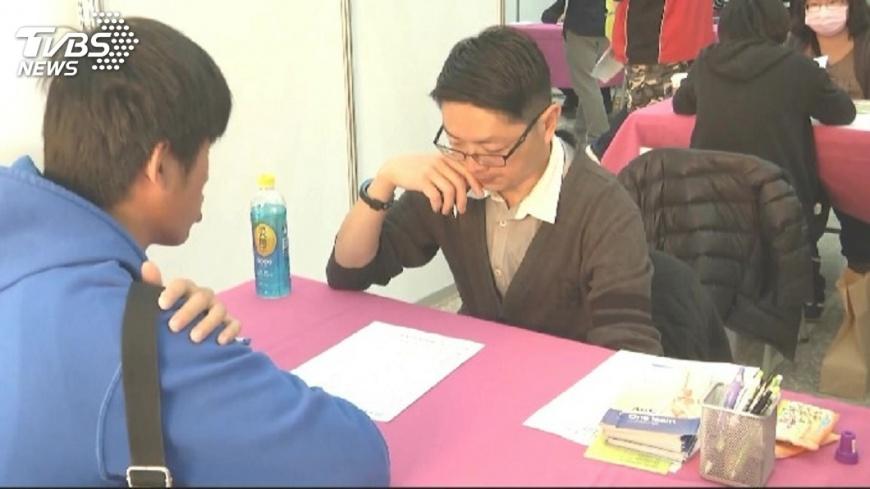 圖/TVBS 就業博覽會2月登場 釋出1萬3千個職缺