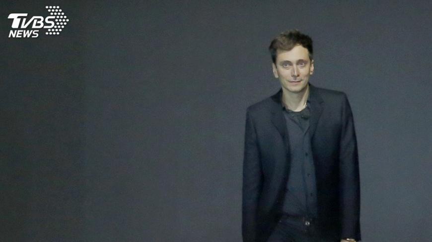圖/達志影像美聯社 時尚巨星斯理曼掌Celine 將創男裝系列