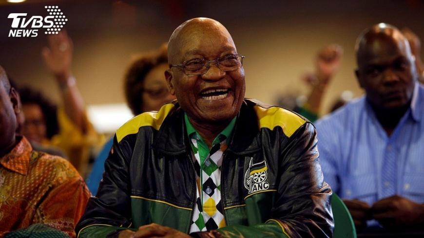 圖/達志影像路透社 南非執政黨證實 商討總統朱瑪去職案
