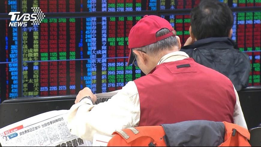 圖/TVBS 櫃買去年日均值312.34億 創歷史次高