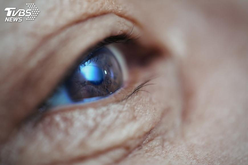 圖/TVBS 注意!視力不矯正 失智症發病率高9.5倍