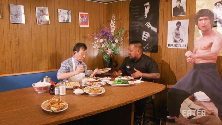 圖/EATER 西雅圖82年老字號中餐廳 李小龍愛店