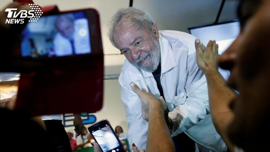 圖/達志影像路透社 魯拉涉多案 巴西法院禁他出境