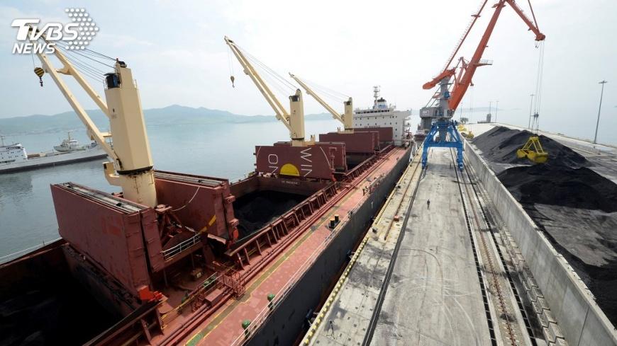 圖/達志影像路透社 無視國際制裁 傳北韓經俄運煤到日本南韓
