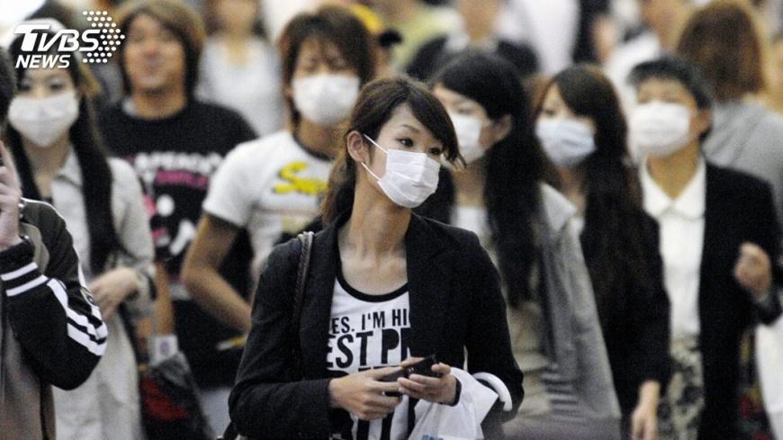 圖/達志影像路透社 日本流感患者激增 赴日旅遊需留意