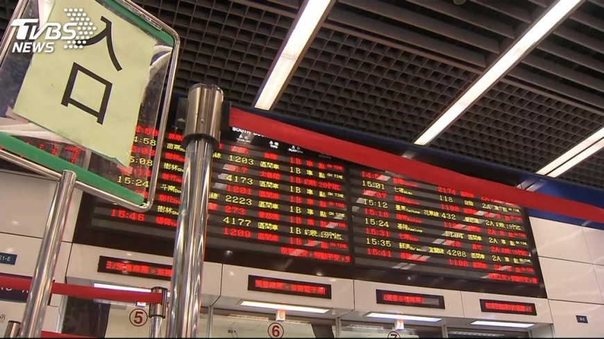 圖/TVBS 春節疏運放大絕! 台鐵研擬要開放「站票」