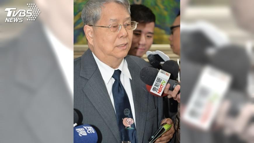 圖/中央社 陳南光接央行副總裁 陳師孟:誠懇實在的人