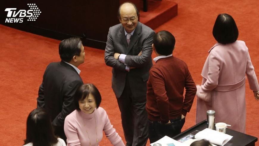 圖/中央社 總預算案三讀通過 小刪249.1億元