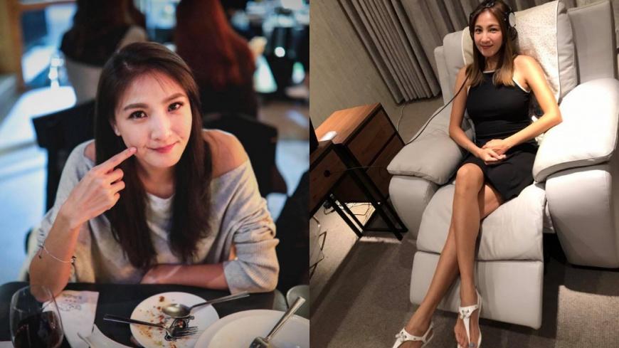 圖/陳思璇臉書 陳思璇中毒硬撐走秀 模特兒後台集體昏倒送醫