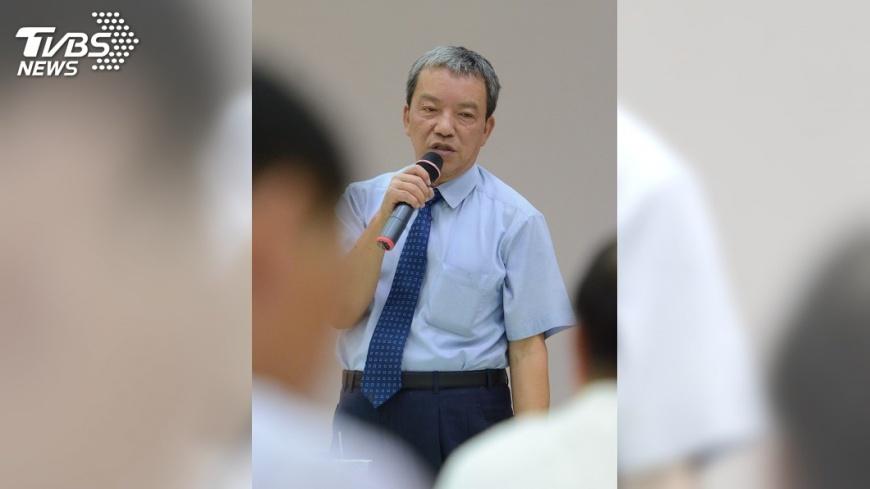 圖/中央社 新北檢察長朱兆民 被譽為鐵漢柔情