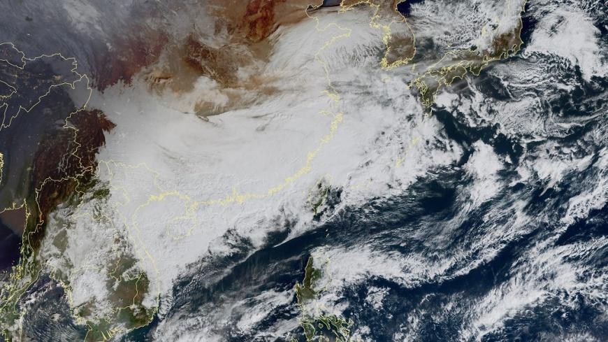 圖/中央氣象局 週末急凍6度! 北部也有機會看到降雪