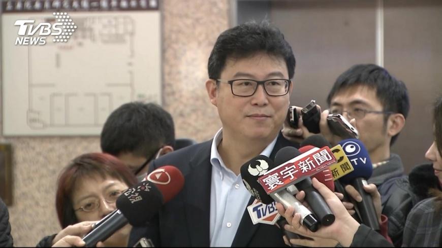 圖/TVBS 姚立明分析民進黨禮讓柯P 姚文智:激將法