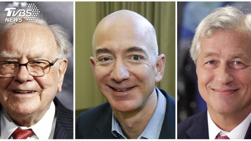 圖/達志影像美聯社 健保費用太高 美企業3巨頭聯手出擊