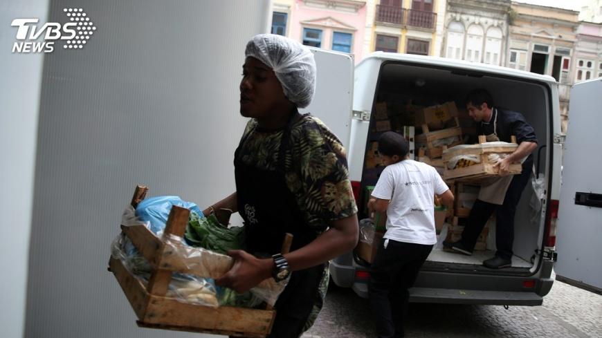 圖/達志影像路透社 巴西非正式勞工人數 首次超過正式勞工
