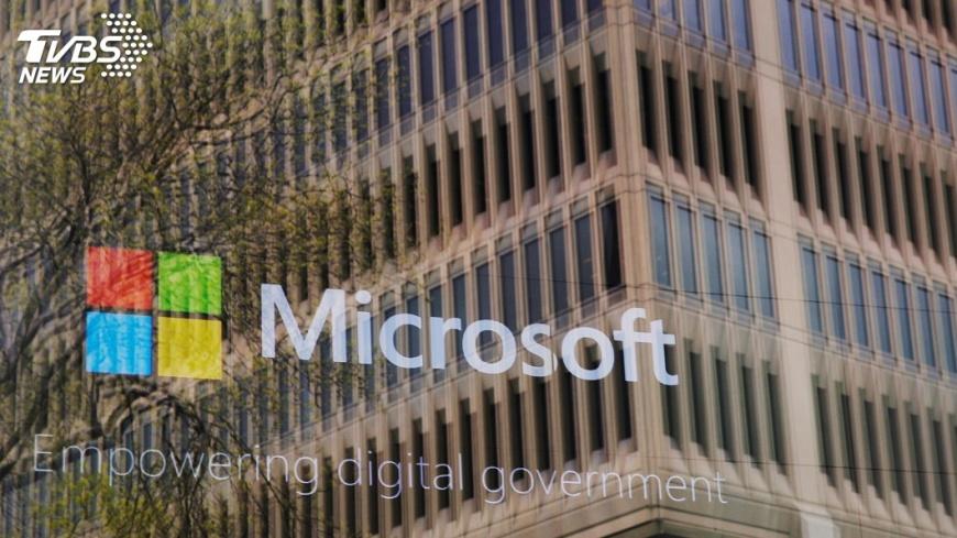 圖/達志影像路透社 百億稅款支出 微軟會計年度第2季虧損