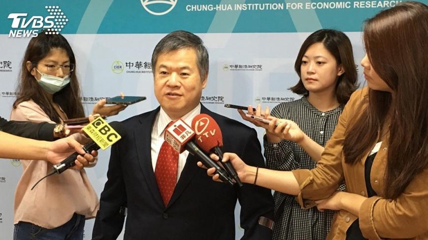 圖/中央社 楊金龍接央行總裁 吳中書:貨幣政策穩健
