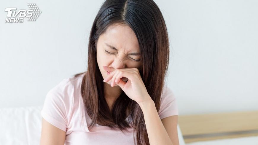 示意圖/TVBS 每天3分鐘 按摩穴道舒緩鼻過敏