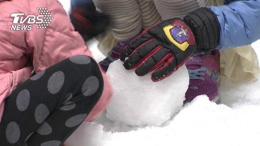 示意圖/TVBS資料畫面 陽明山何時能看雪?「這2個時間點」機率高