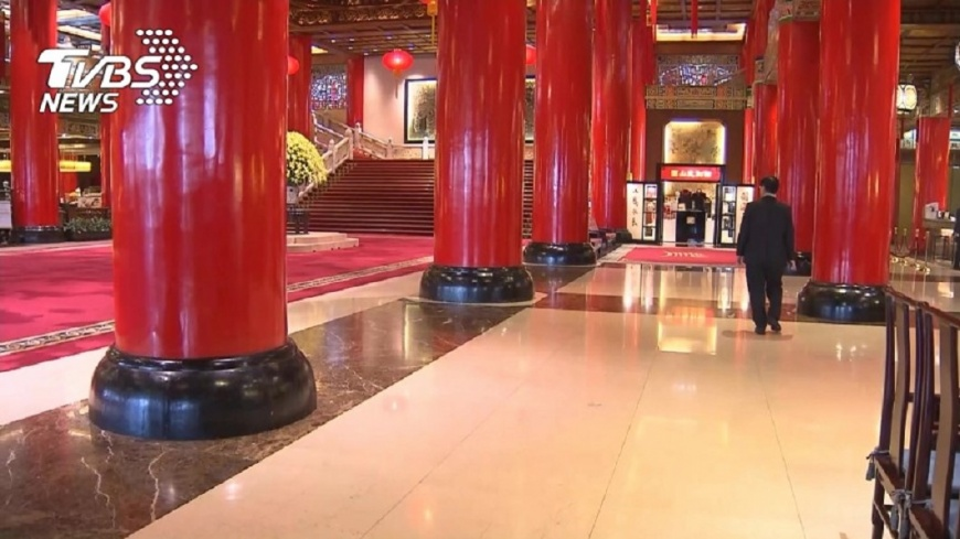 圖/TVBS 圓山大飯店營收創新高 擬為員工加薪
