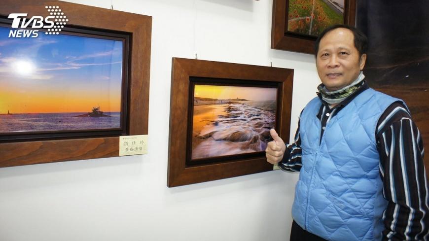 圖/中央社 師生拍遍海岸美景 見證生態逐年進步