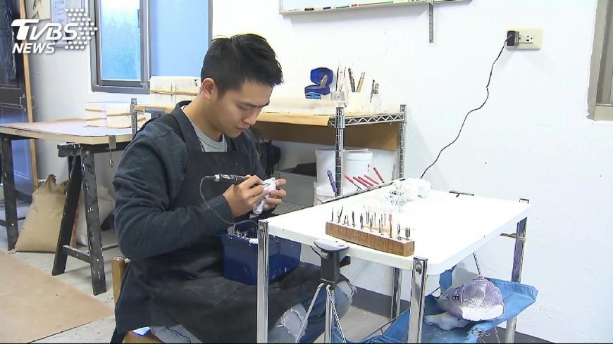 圖/TVBS 亞洲崛起設計力 技術原料兼具文化性