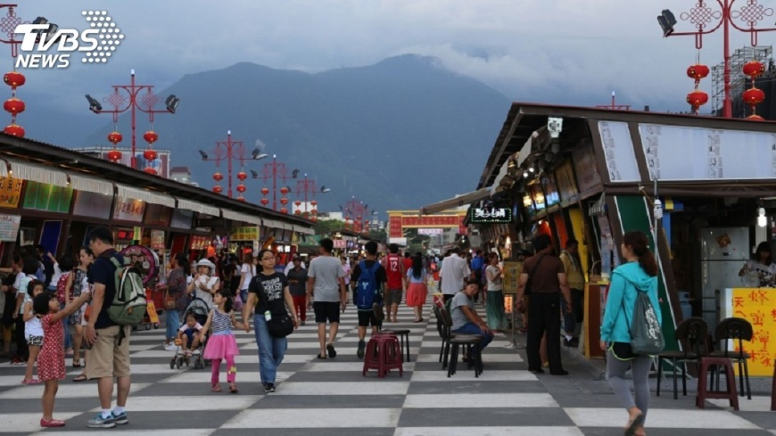圖/中央社 力推泰國來台觀光 目標35萬人次