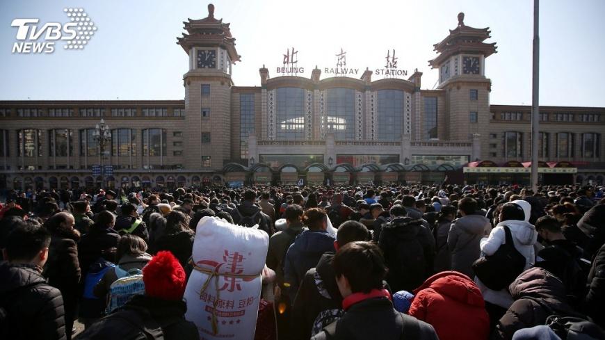 圖/達志影像路透社 地方下修經濟成長 中國反腐帶來副作用