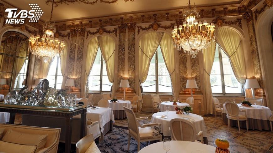 圖/達志影像路透社 創新高! 法國28間餐廳獲米其林3星