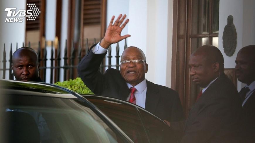 圖/達志影像路透社 南非總統是否下台? 未來幾日揭曉