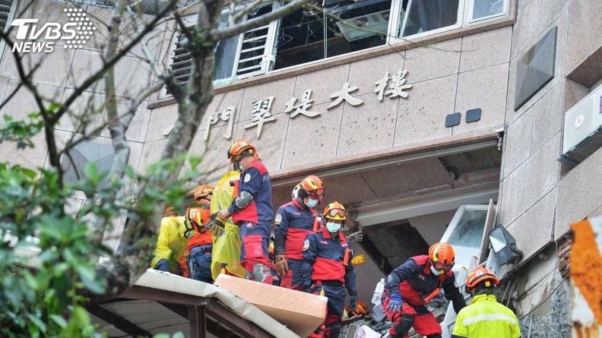 圖/中央社 民間開發現地預警 比國家級地震警報還快