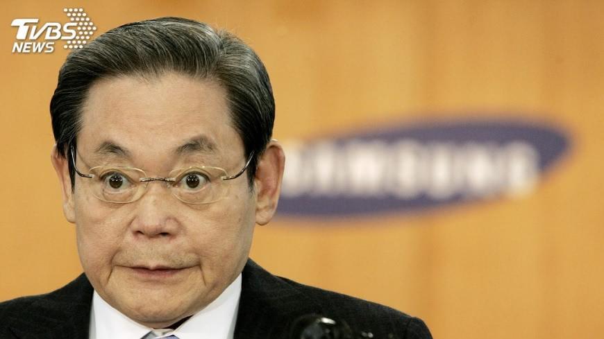 (圖/達志影像美聯社) 三星會長李健熙逝世!「臥床6年」享壽78歲