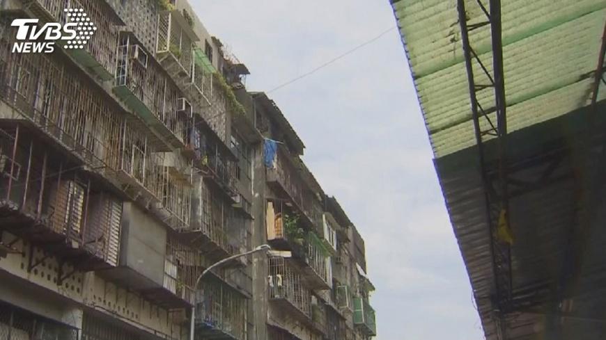 圖/TVBS 老建物安檢 建築結構技師:專業人力可支應