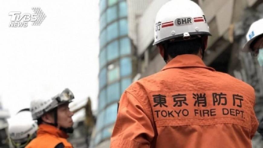 圖/TVBS 拒大陸援助「僅接受日本」 總統府:日方探測儀比較強