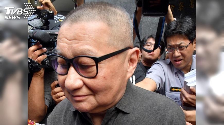 圖/TVBS資料照片 孫道存假釋案三度遭駁 明年1月刑滿出獄