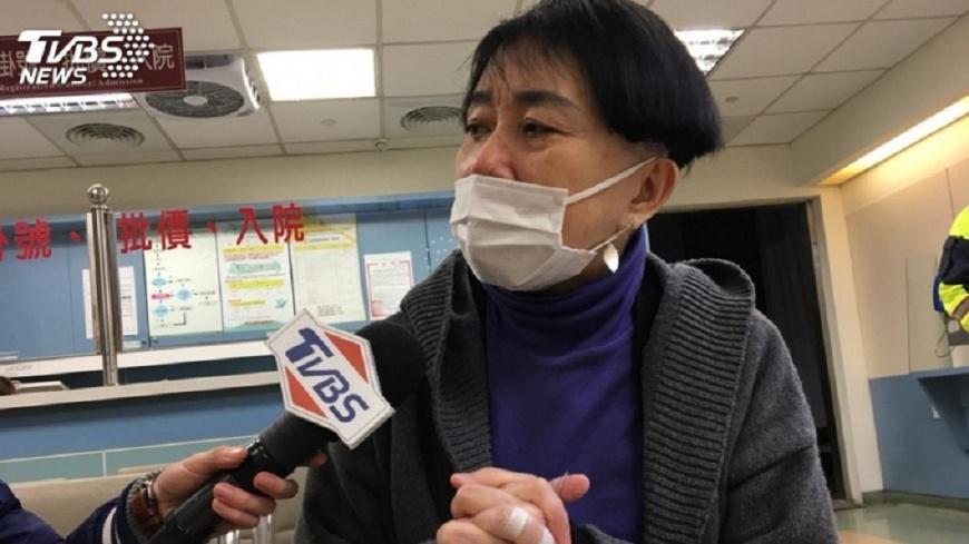 美樂蒂不幸罹難,日籍雇主相當不捨。圖/TVBS 丈夫車禍「頭骨埋肚」!她留台賺醫藥費 遇強震命喪異鄉