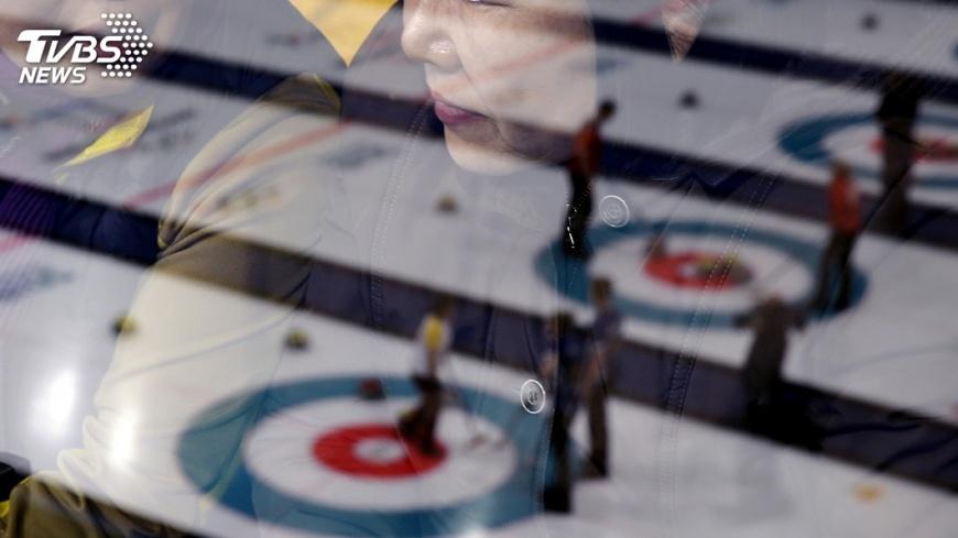 圖/達志影像美聯社 兩韓歷史性女子冰球聯隊  0比8敗給瑞士