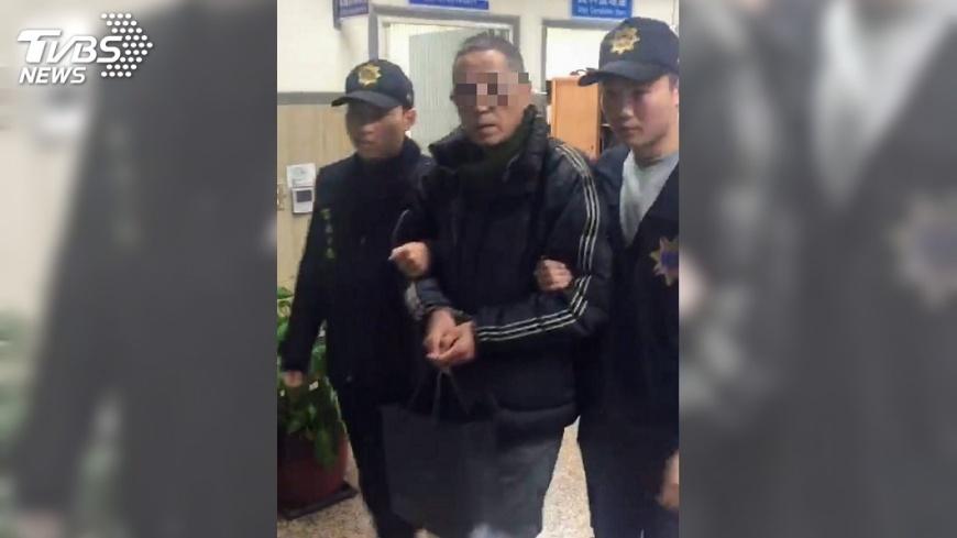 圖/中央社 漁貨商北上送貨遭逮 為逃亡10年通緝犯