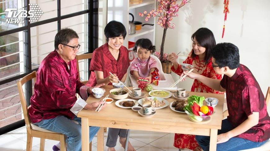 示意圖/TVBS 年關近佳餚多 糖尿病人應學會怎麼吃