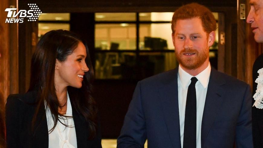 圖/達志影像路透社 諷哈利未婚妻史前英國人 美政客推特遭停權