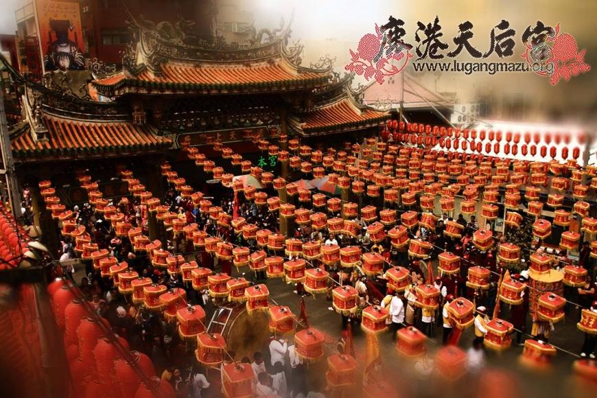 圖片來源/鹿港天后宮臉書