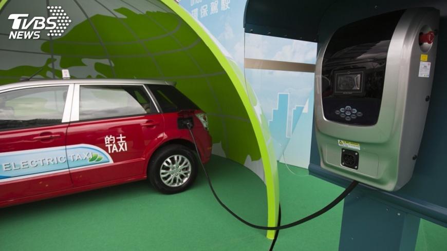 圖/達志影像路透社 深圳計程車 2020年將全用新能源