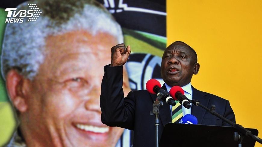 圖/達志影像美聯社 南非總統醜聞纏身 執政黨召回總統職權