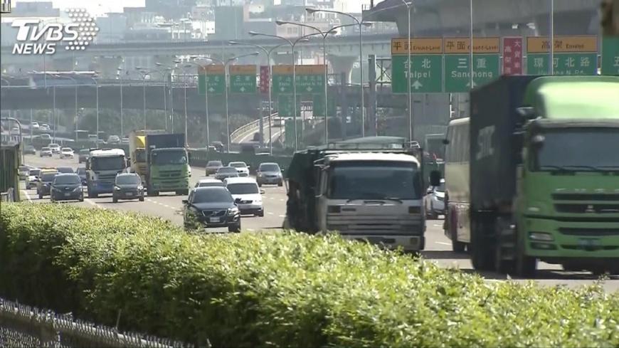 圖/TVBS 春節上路必看!國道「這2天」高乘載管制 懶人包全攻略