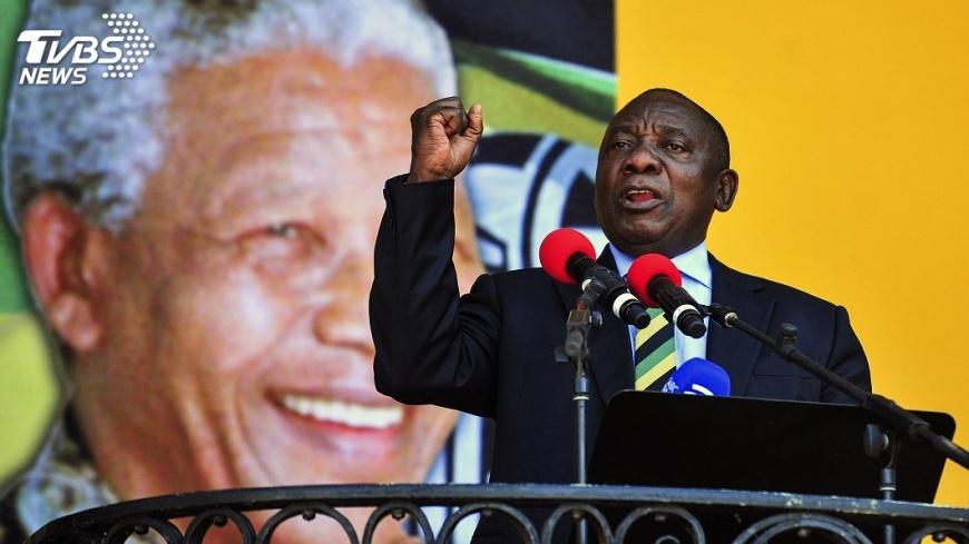 圖/達志影像美聯社 昔工會領袖 南非新總統人選身價百億